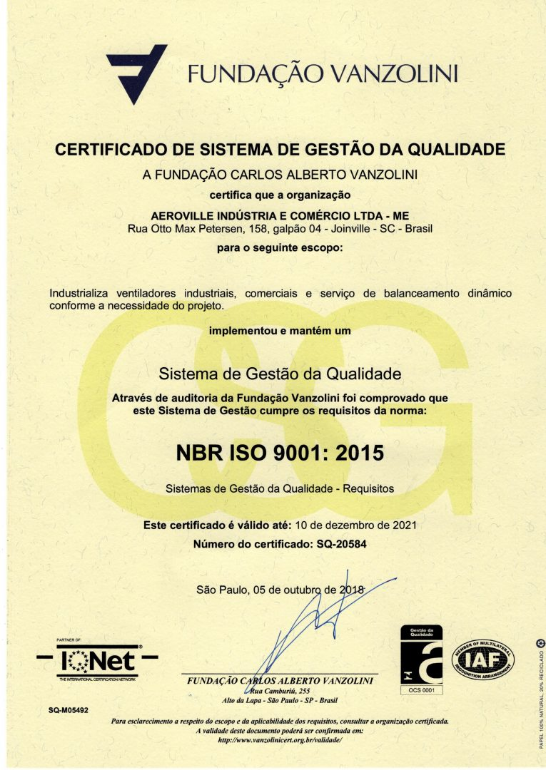 CSGQ ISO 9001-2015 jpeg